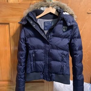 American Eagle Women's Puffer Coat Size Large
